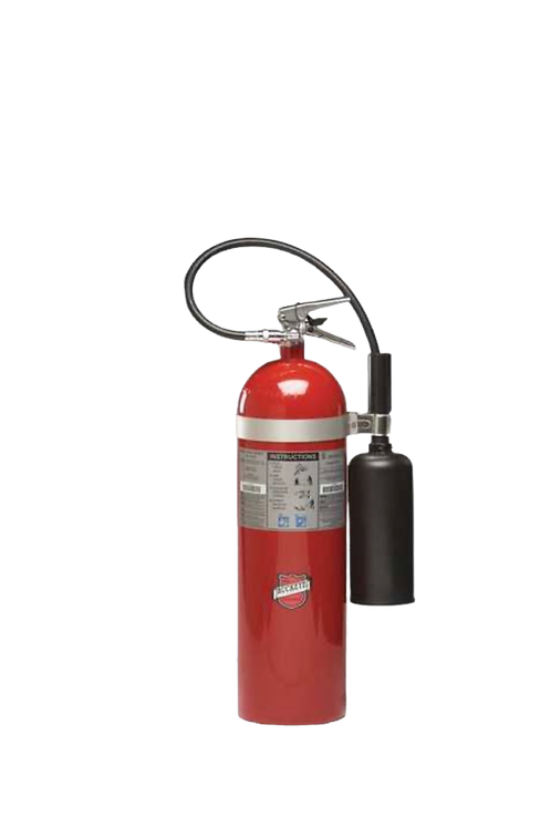 20 lb. Carbon Dioxide Fire Extinguisher