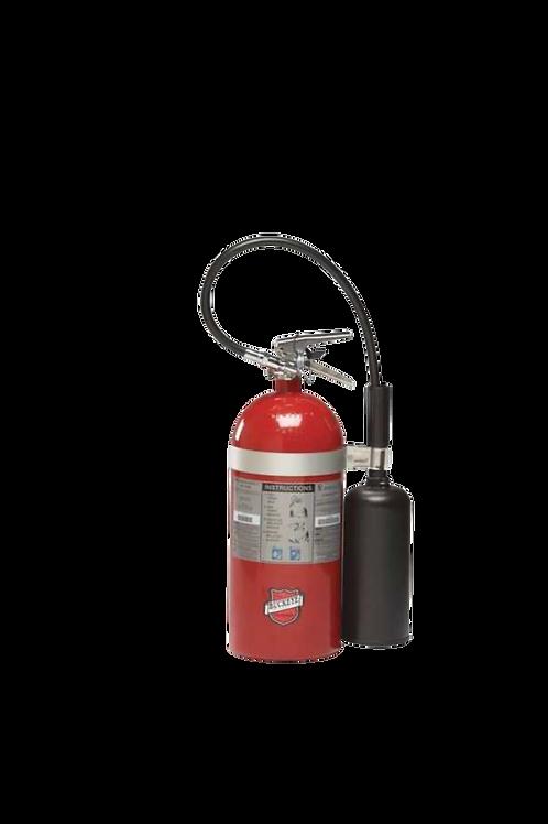 10lb. Carbon Dioxide Fire Extinguisher