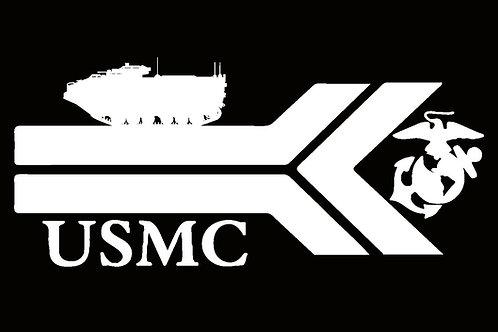 USMC Amtrack