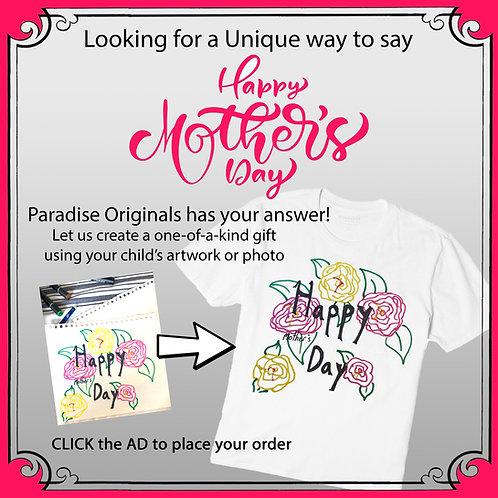Mother's Day Custom