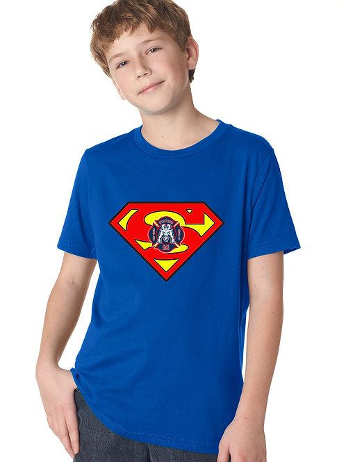 Superman Station Logo