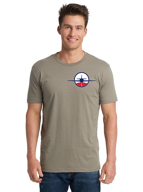 Warm Grey FLC T-shirt