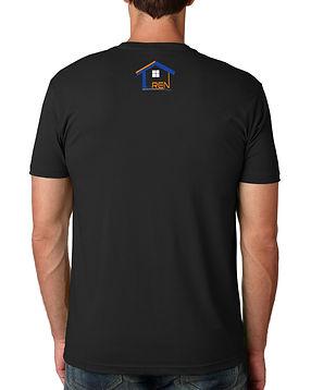 Black t-shirt team ren back mock.jpg