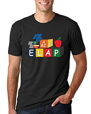 ELAP Black t-shirt front.jpg