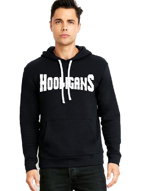 Hooligans Banner w/ full back Hoodie