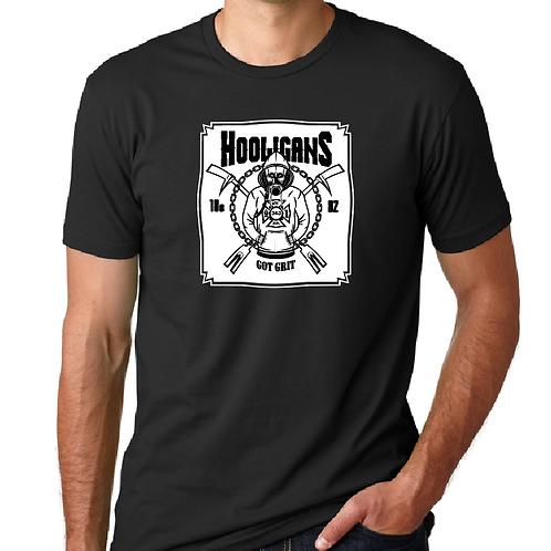 Hooligans Full Size Front T-shirt