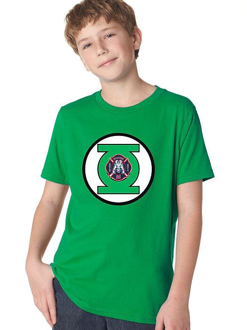 Green Lantern Station Logo