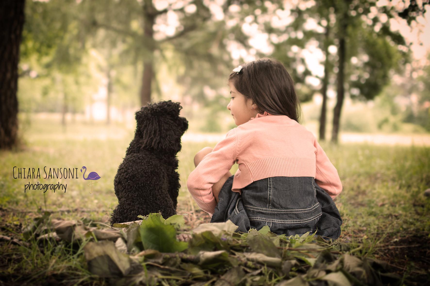 Emma e Snoopy