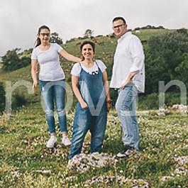Chiara, Umberto e Sofia