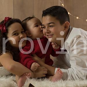 Aurora, Silvia e Gabriele