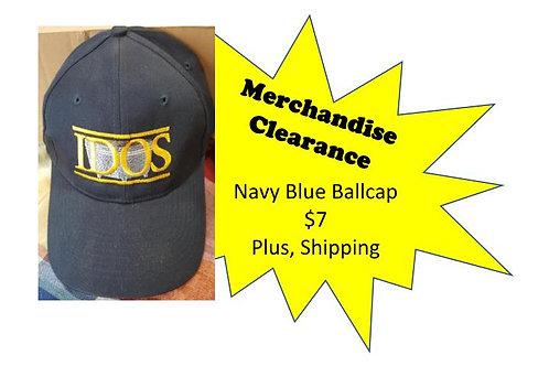 Navy Blue Ballcap
