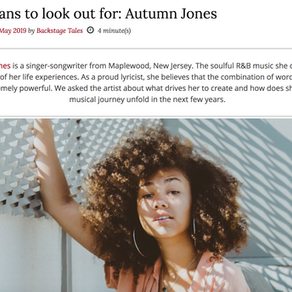 AUTUMN JONES EXCLUSIVE INTERVIEW WITH BACKSTAGE TALES