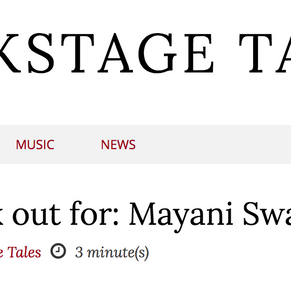 EXCLUSIVE BACKSTAGE TALES INTERVIEW WITH SWAVE