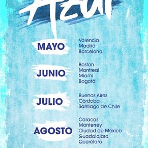 AZUL TOUR - Retrovyzor