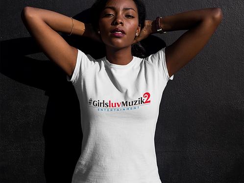 #GLM2 White T-Shirt