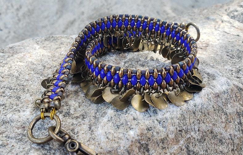 Colar / Pulseira Twin Beads
