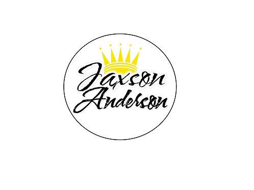 Jaxson Anderson Pop Socket