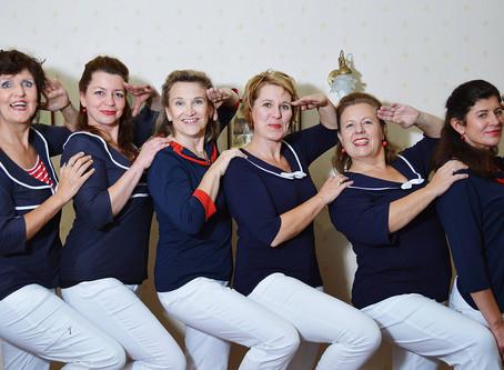 Frühschoppen mit den Southern Girls am 17. August 2019