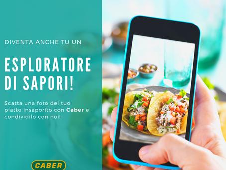 Contest Caber #esploratoridisapori