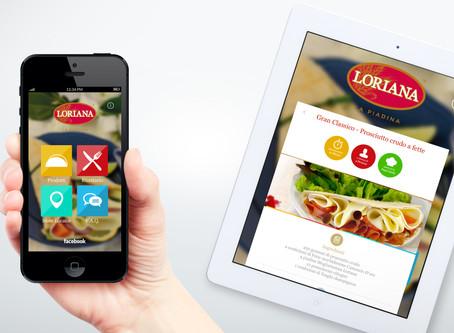 Deco Industrie lancia IPIAD la nuova applicazione di Loriana.