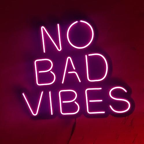 No Bad Vibes ArteLeds