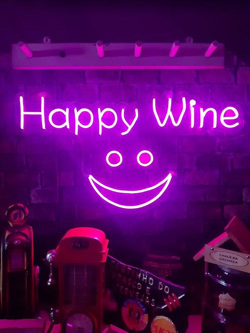 Happy Wine ArteLeds