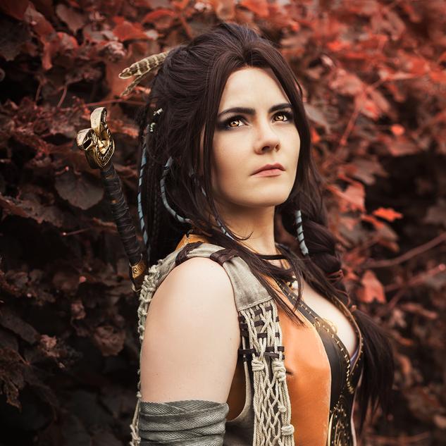 Freya - God of War