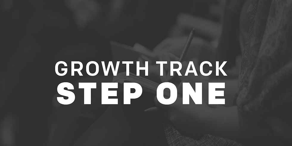 Step One Growth Track