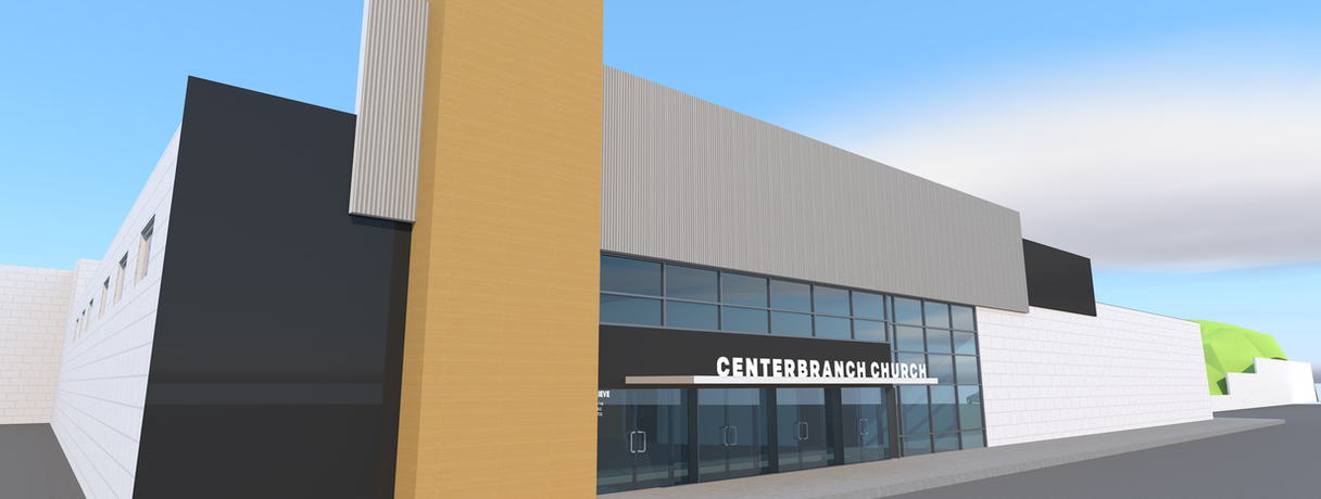 The Future Home of Centerbranch Church