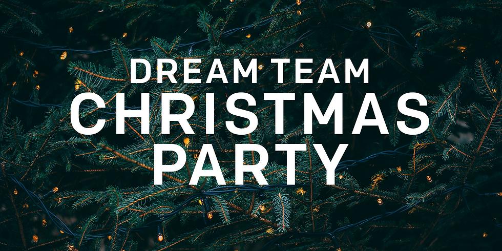 Dream Team Christmas Party