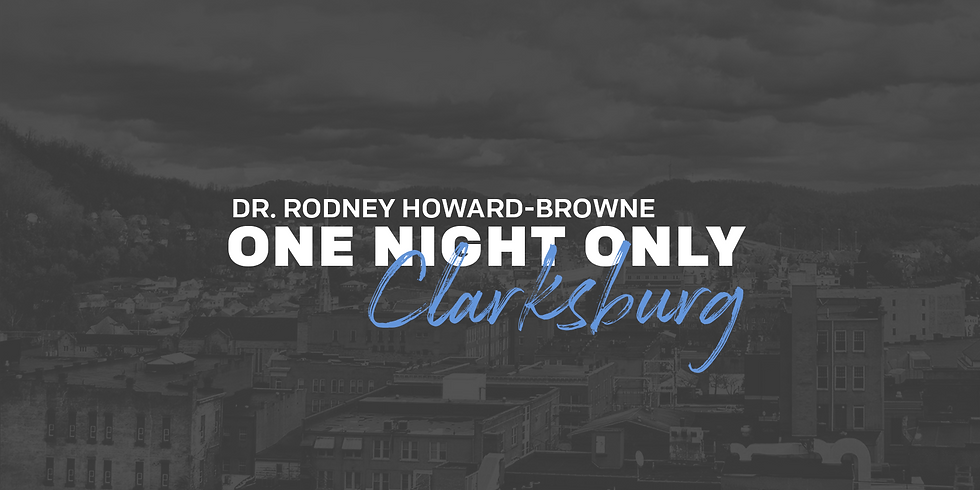 One Night with Dr. Rodney Howard-Browne
