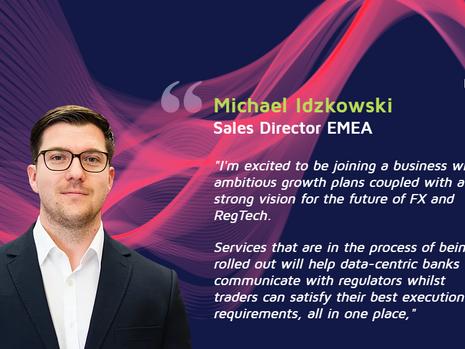 DMALINK ® Appoints Michael Idzkowski as Sales Director EMEA