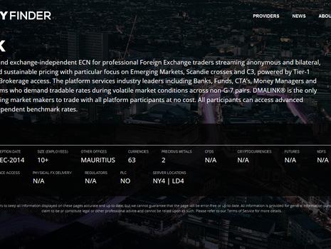 DMALINK® joins LiquidityFinder