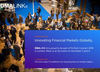DMALINK @ FinTech Connect 2019