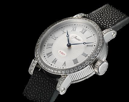 Premiers Swiss Luxury White Diamond Watch