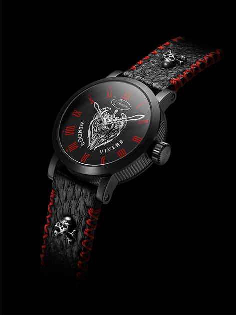 Premiers Swiss Luxury Watch Memento Vivere Edition