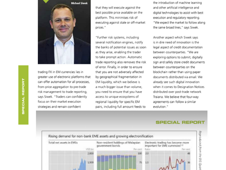 Special Report: Digital Innovation EM eFX Trading published by DMALINK and other industry leaders.