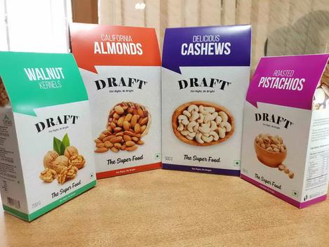 Client: Draft | Packaging Box Offset