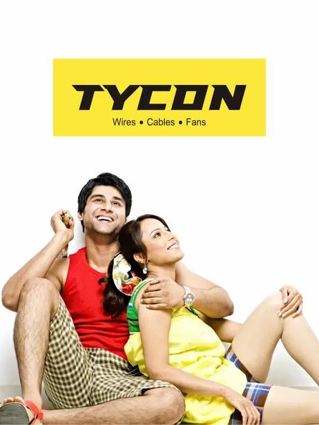 Client: Tycon - Logo Design | Branding Solutions