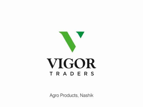 Client: Vigor Traders, Nashik | Logo Design | Company Profile