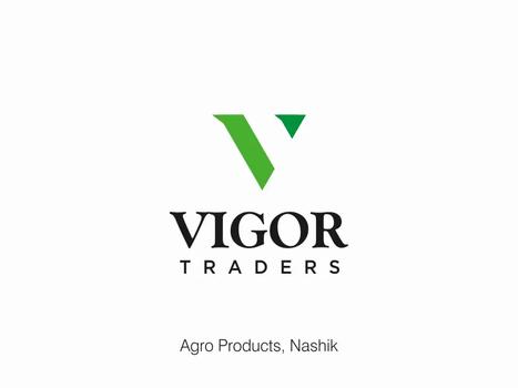 Client: Vigor Traders, Nashik   Logo Design   Company Profile