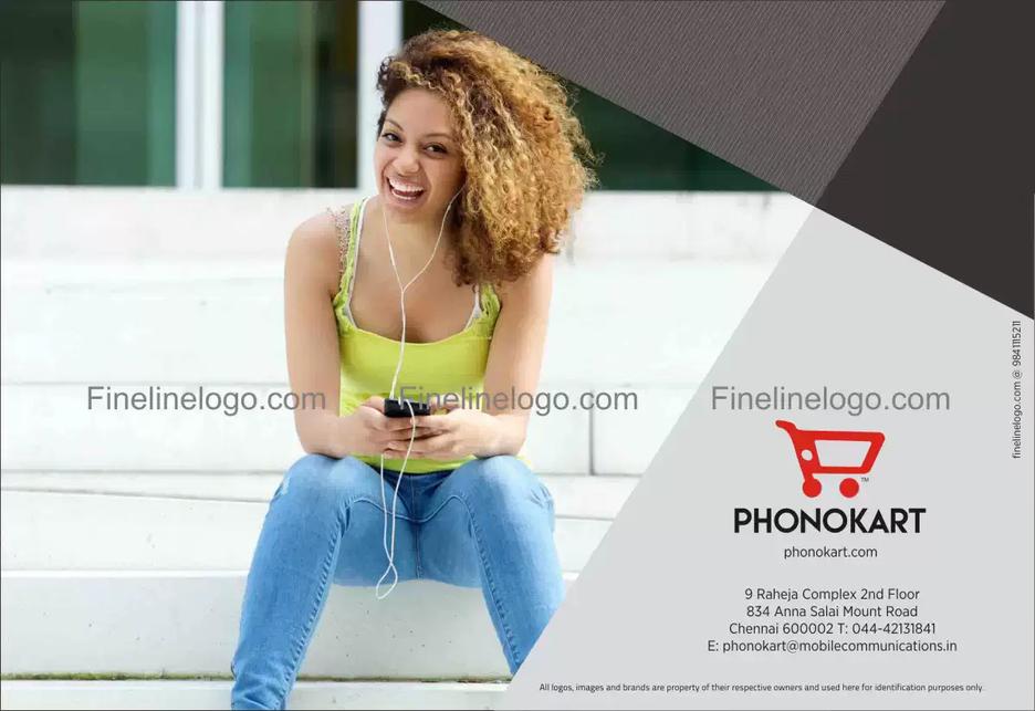 Client: Phonokart, Catlog Printing