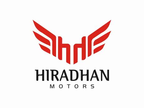 Client: Hiradhan Motors, Chennai - Logo designing | Signboard