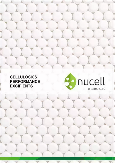 Client: NuCell | Product List