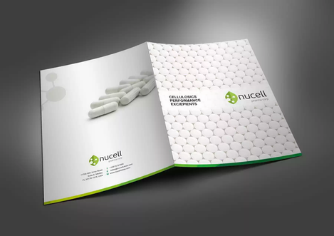 Client: Nucell | Catlog Printing