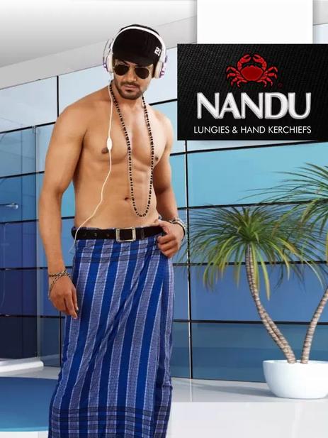 Nandu, Lungies & Hand Kerchiefs Brand, C