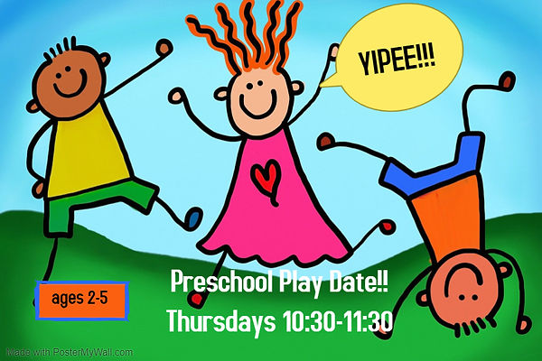 Preschool website - Made with PosterMyWa