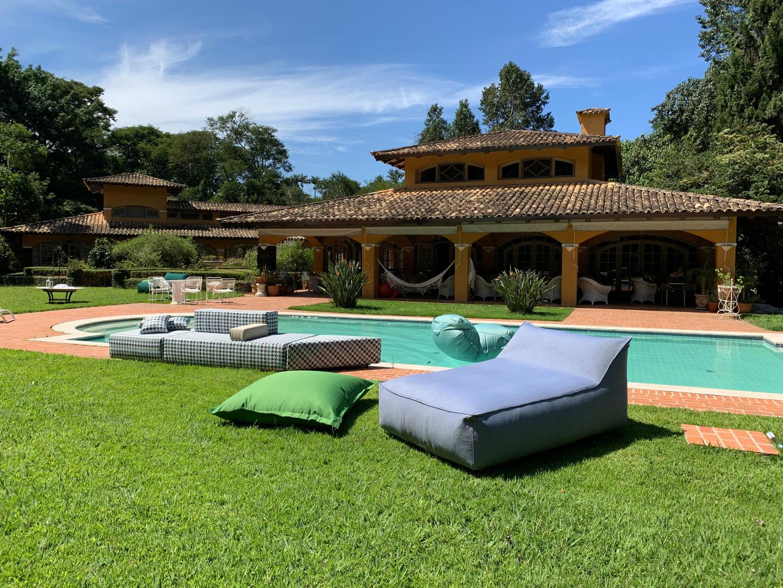 Chaise Maragogi, Almofadão Joaquina e Block Ipanema