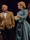 "Gerri Weagraff as ""Parthy Hawks"" in Show Boat at Arizona Broaway Theatre"