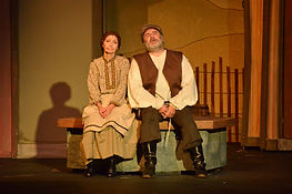 """Do You Love Me?"" - Gerri Weagraff as Golde in ""Fiddler on the Roof"" at The Candlelight Theatre"